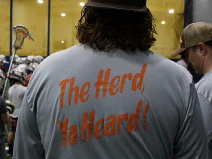 The herd ya heard